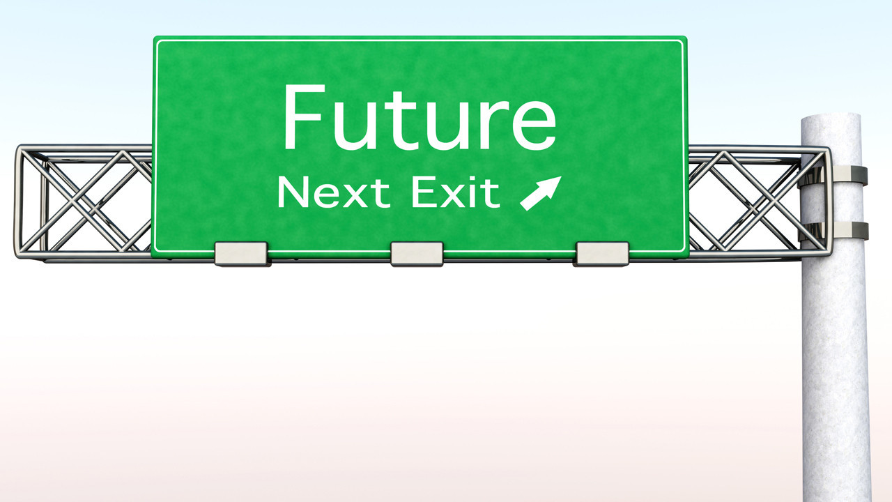 image gallery highway exit sign