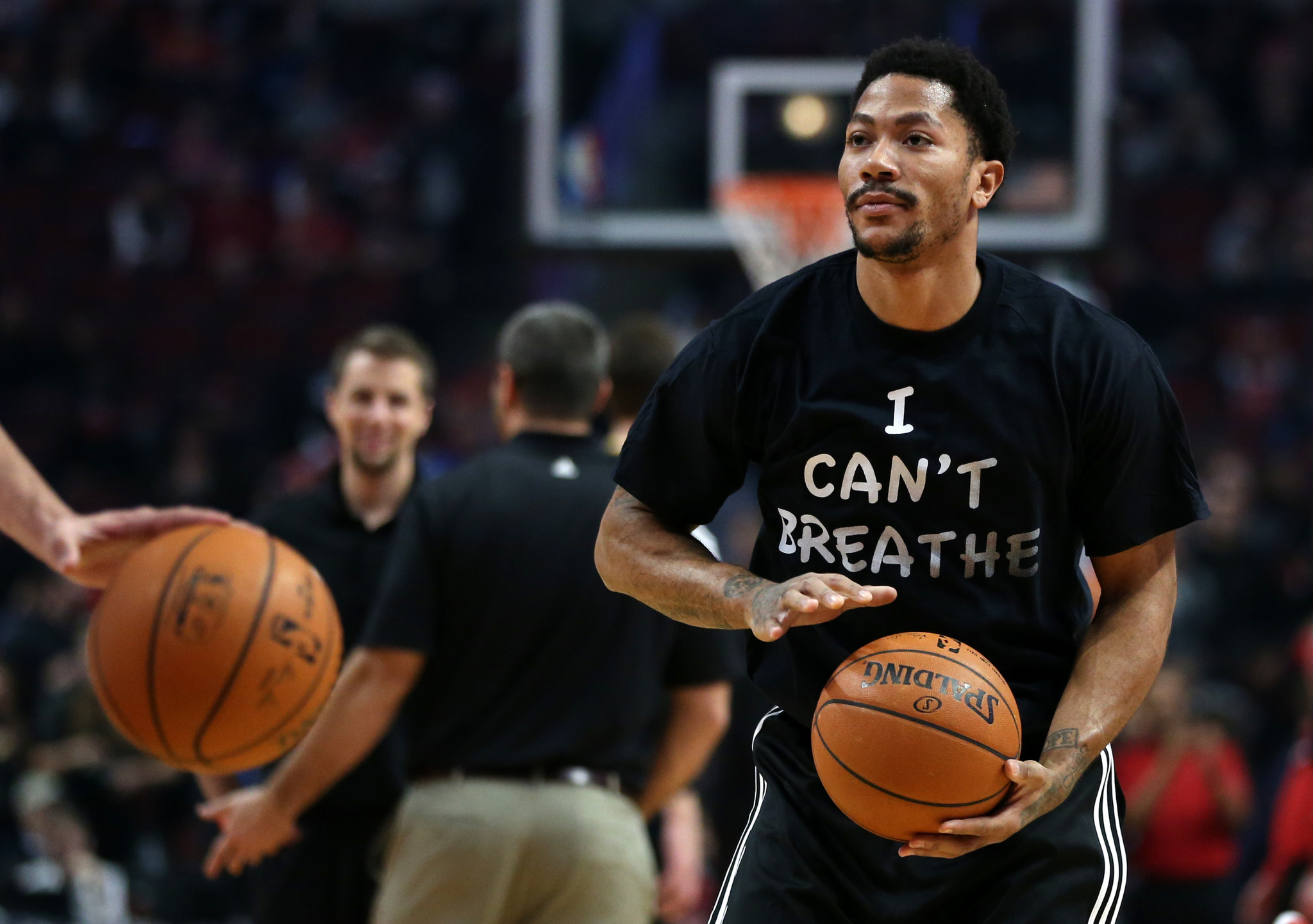 fb5edafd6772 Derrick Rose s message comes through loud and clear this time - Chicago  Tribune