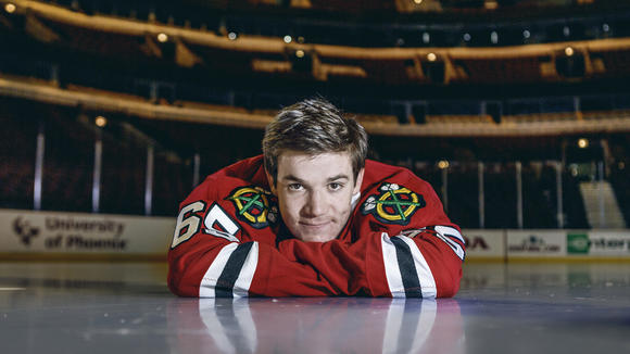 Andrew Shaw Is Blackhawks Bad Boy