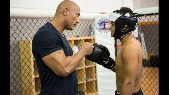 """The Rock and Terrell on """"Wake Up Call"""""""