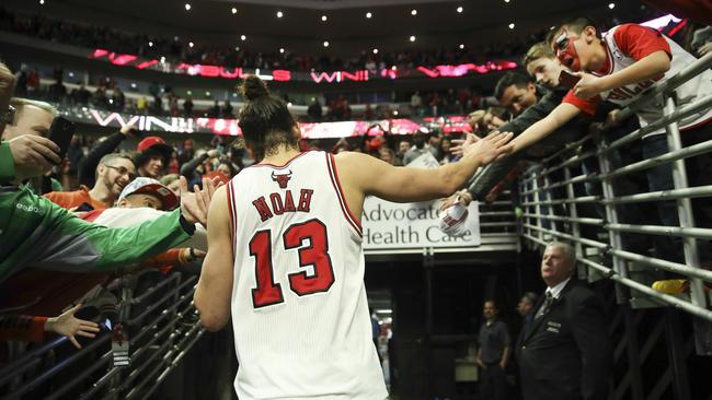2d41d3d836e0 Joakim Noah out for Wednesday s Bulls game vs. Nets - Chicago Tribune