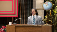'The Eric Andre Show,' Adult Swim's absurdist, punk-rock talk show, is unlike anything else on television