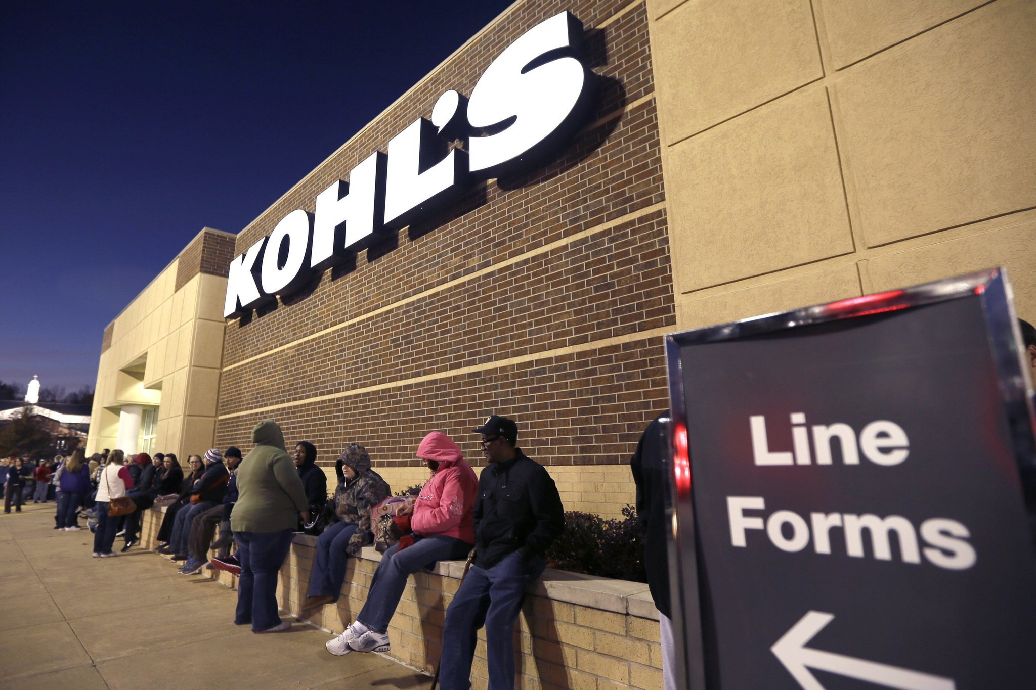 Kohl S To Open For Over 100 Straight Hours Before Christmas Capital Gazette