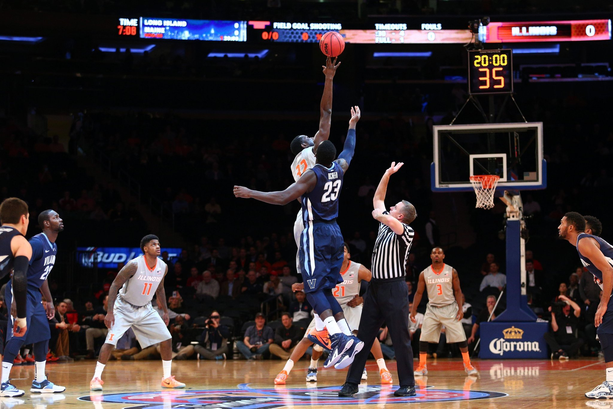 Big Ten Wants Madison Square Garden To Be Regular Stop For Tournament Chicago Tribune