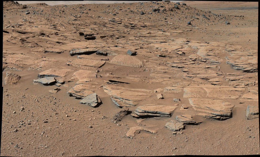 gale crater rover in mars - photo #16