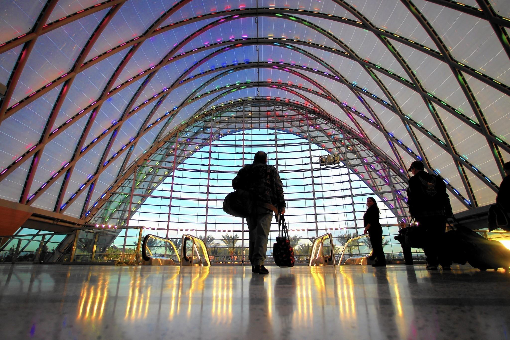 Gleaming New Transportation Hub Reflects O C S Embrace Of