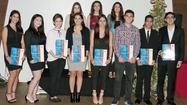 Local Homenetmen chapter awards scholarships