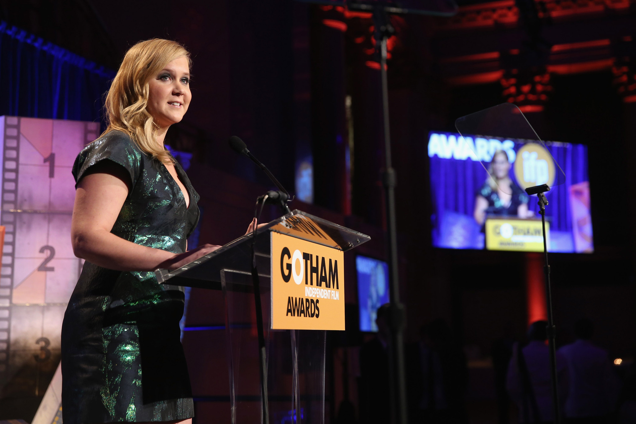Image result for AMY schumer award shows