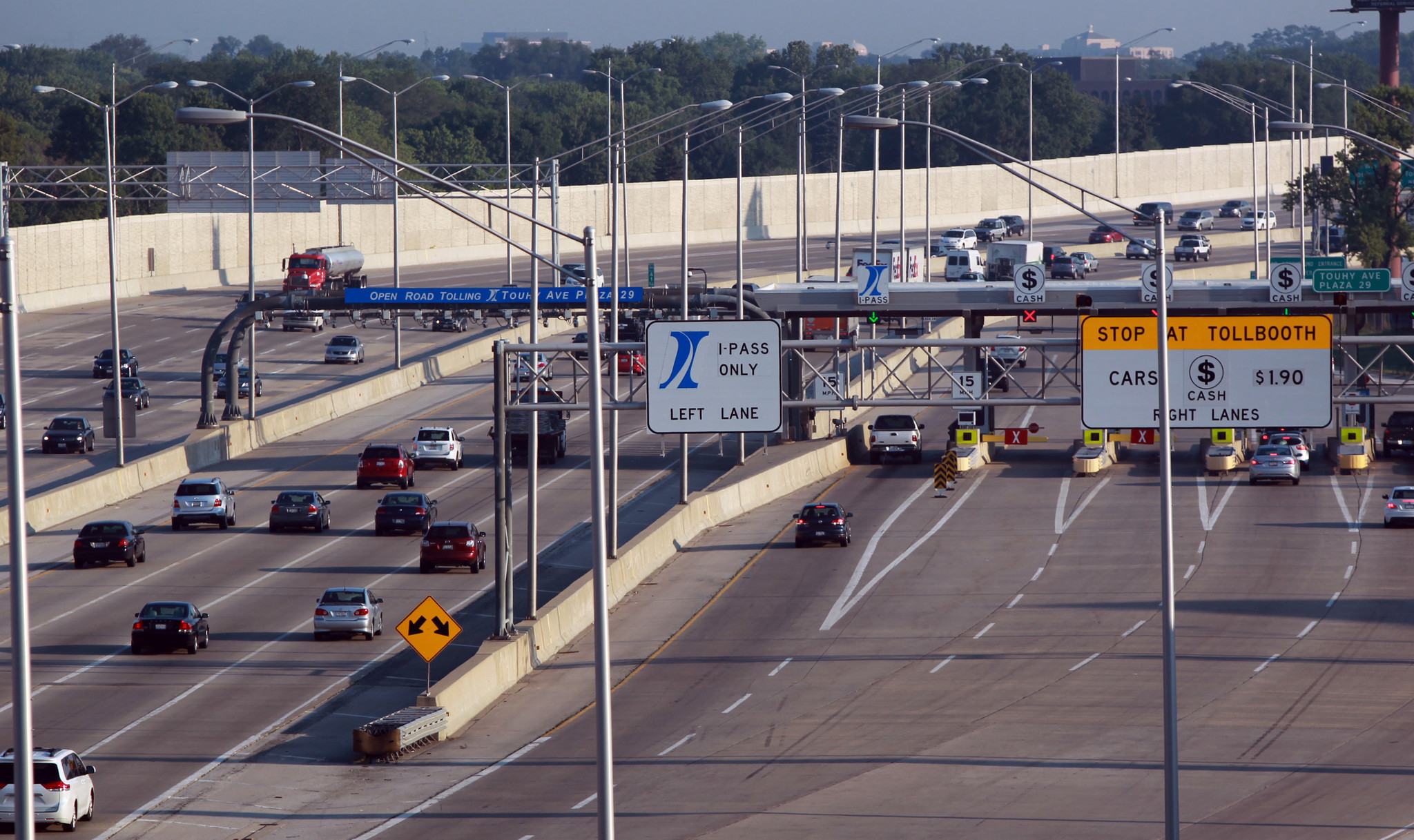 Tollway creating plan to rebuild Tri-State - Chicago Tribune