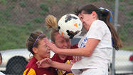 Photo Gallery: Burbank vs. La Canada girls non-league soccer