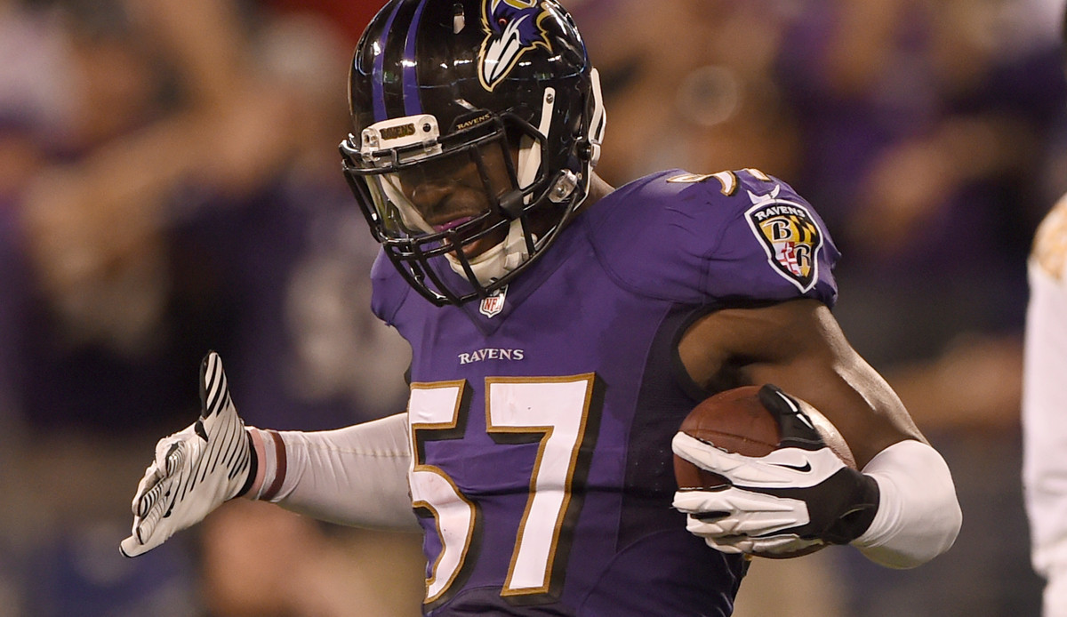 Ravens C J Mosley on trying to stay healthy Baltimore Sun