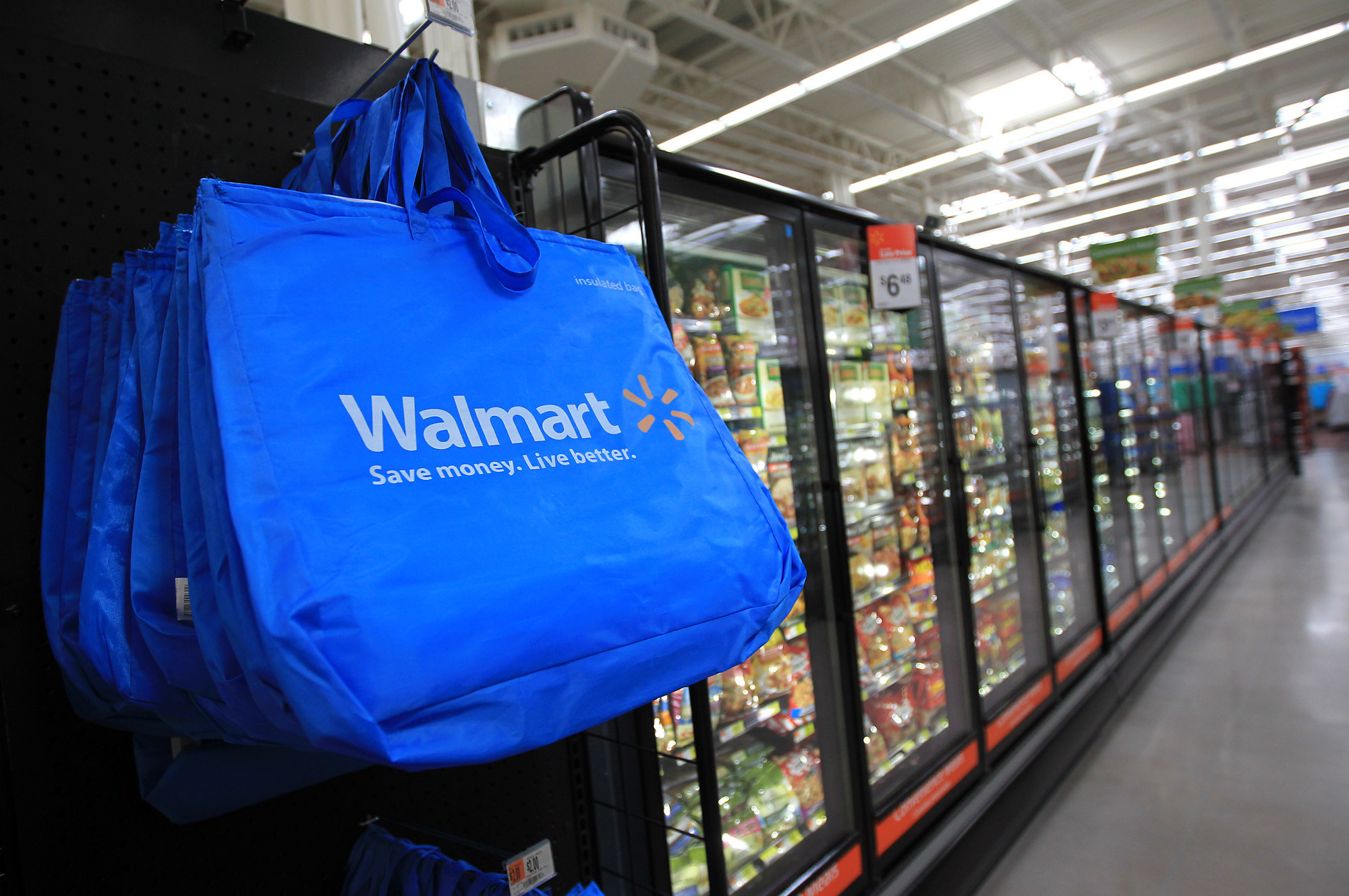 wal mart stores in 2003 Wal-mart stores in 2003 (abridged version) case solution, examines wal-mart's development over three decades and provides financial and descriptive detail of its domestic operations.