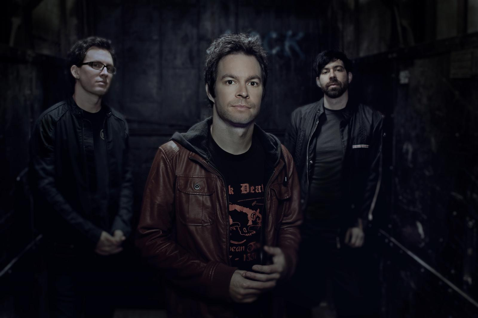 Chevelle waves the hard rock flag at rams head live baltimore sun - Chevelle band pics ...