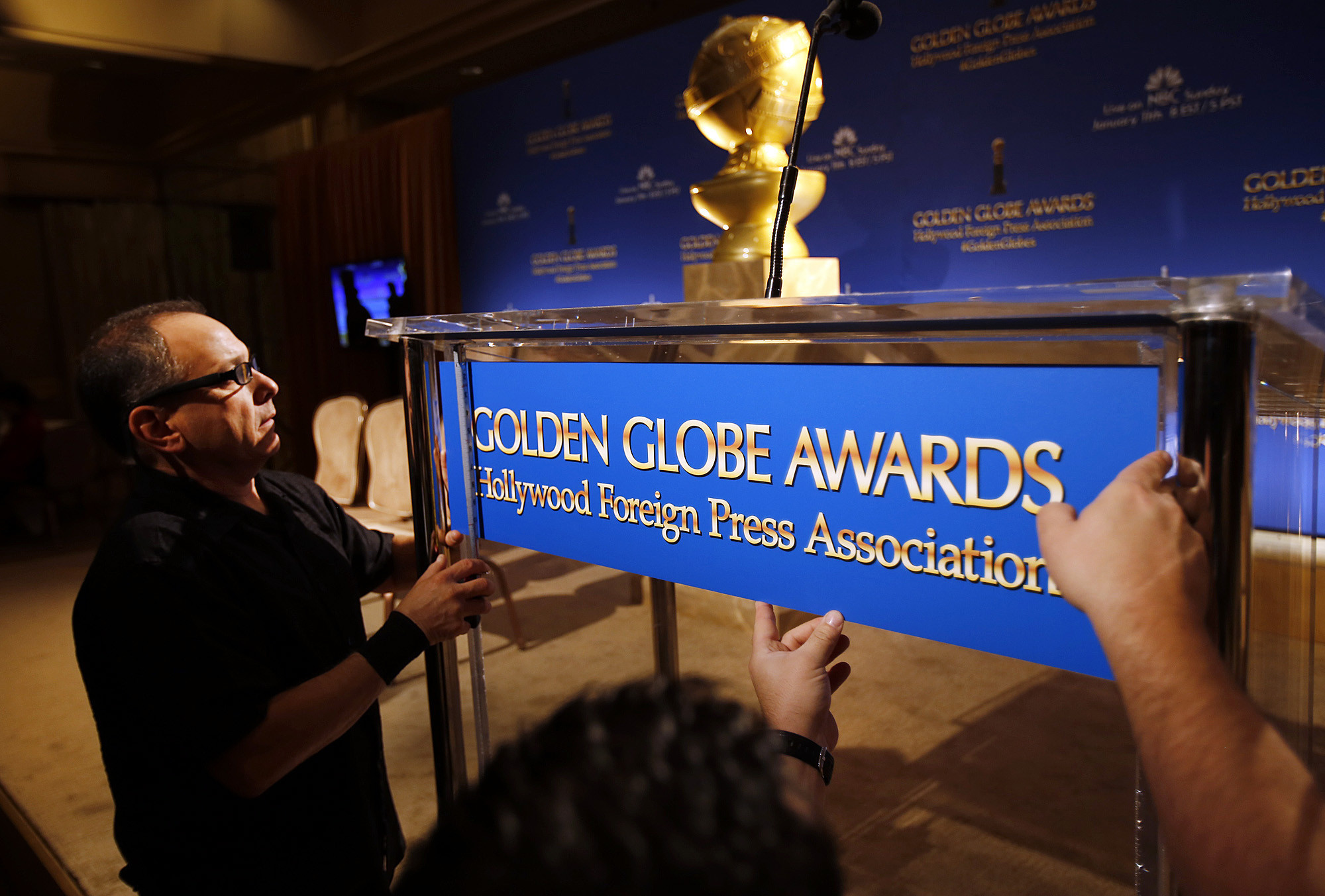 Golden Globes 2015: The Globes' rise in stature? Blame TV ...