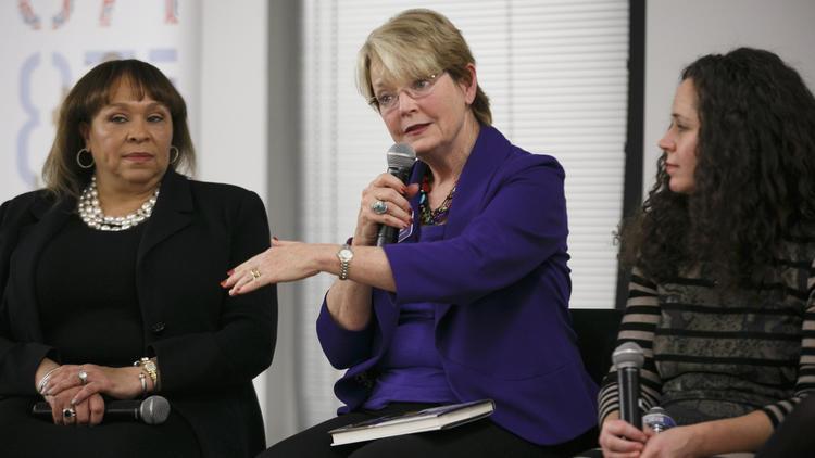 Jill Morgenthaler, retired colonel