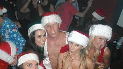 Santacon is stumbling to town