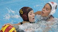 Photo Gallery: Burroughs High vs. La Cañada High in girls water polo