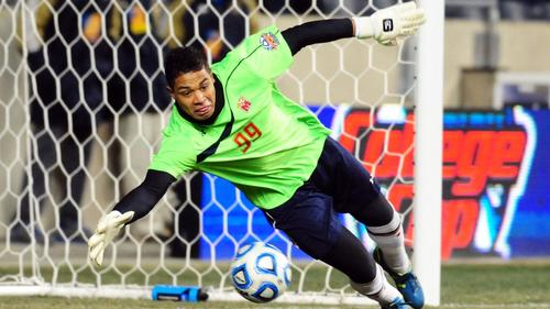 Maryland men's soccer loses top goalkeeper Zack Steffen to German pro club