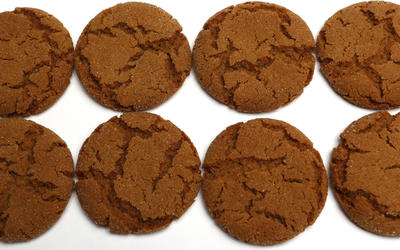 Sugar and spice cookie