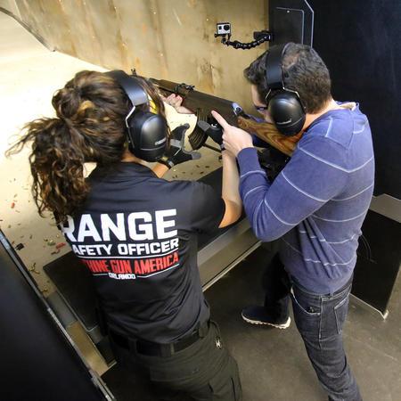 MACHINE GUN AMERICA