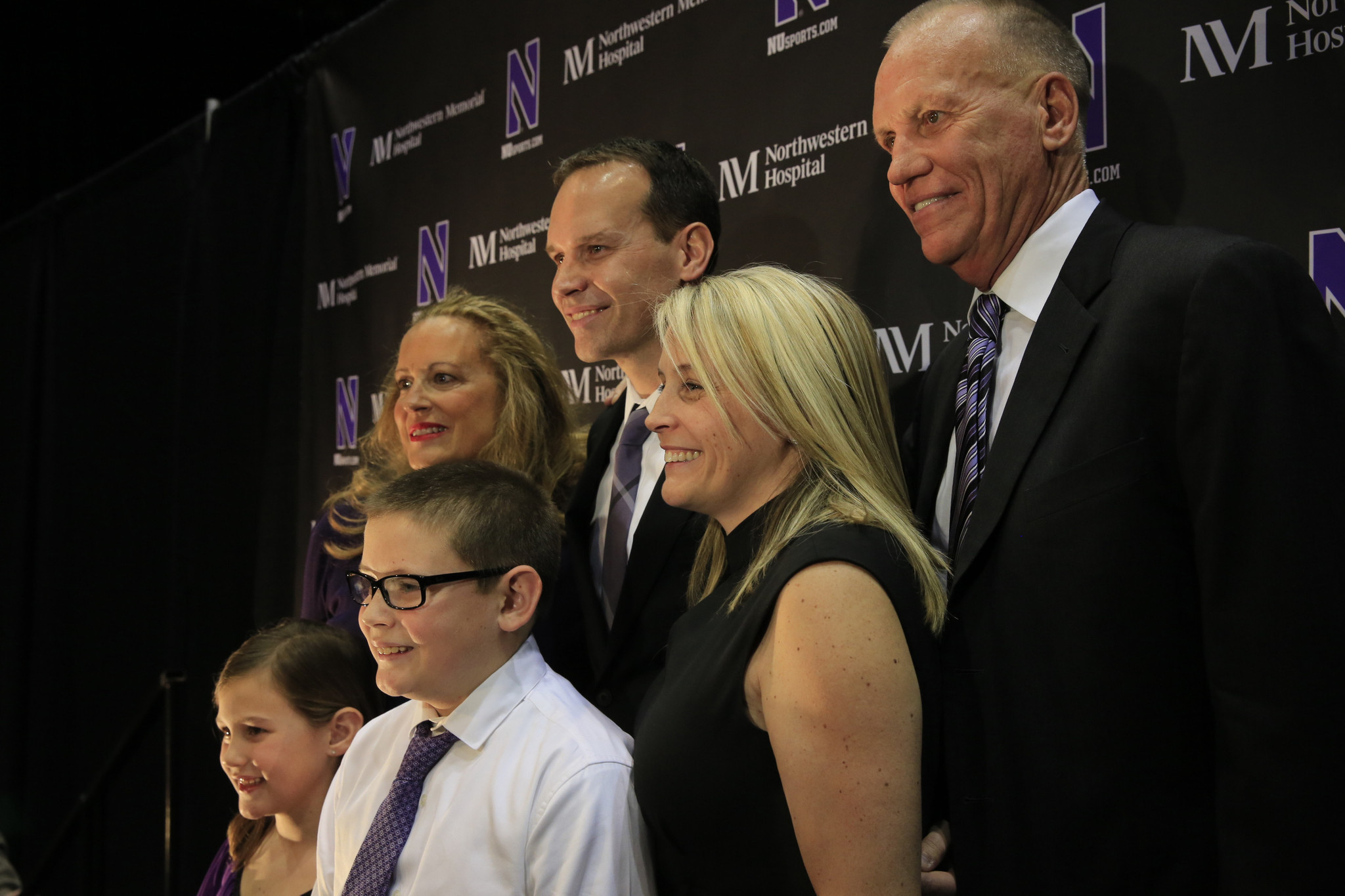 Chris Collins putting lessons from father to use at Northwestern
