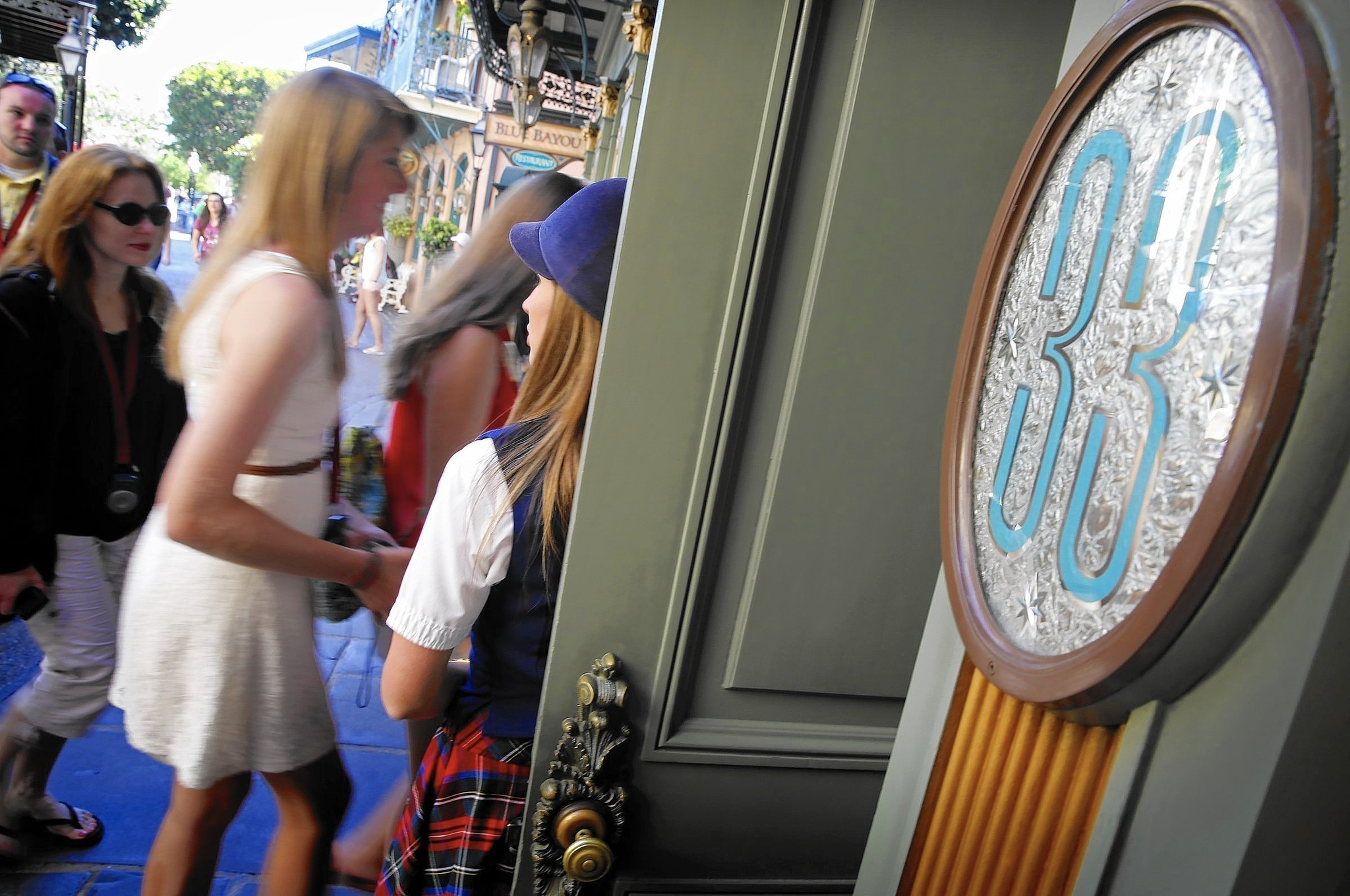 Disney Alters Perks For Club 33 Members La Times