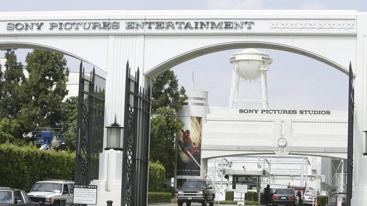Sony Pictures Entertainment hack
