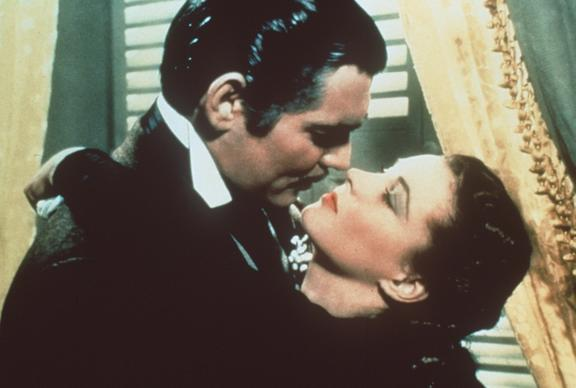 """Gone With the Wind"" didn't look like a hit in pre-production when David O. Selznick hired (then fired) George Cukor to direct it. Gary Cooper turned down the role of Rhett Butler and said, ""I'm just glad it'll be Clark Gable who's falling on his face."""
