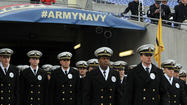Army-Navy football game [Pictures]