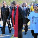 North Carolina protest
