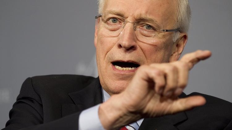 Former Vice President Cheney