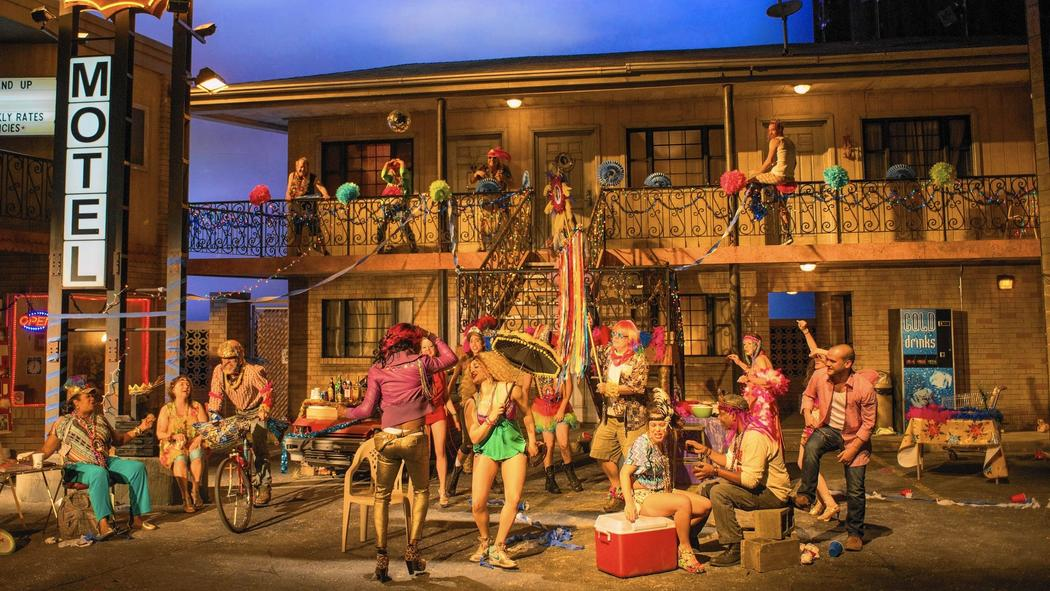"The New Orleans-set ""Airline Highway"" from Steppenwolf Theatre ..."