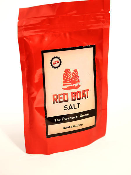 Gifts for food lovers red boat fish salt kids chef caddy for Gifts for fishing lovers