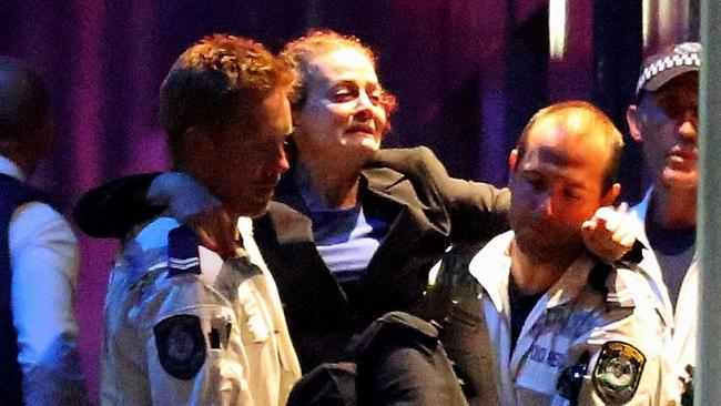 Sydney, Australia hostage situation
