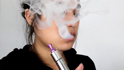 Study offers support for the notion of e-cigarettes as a gateway drug