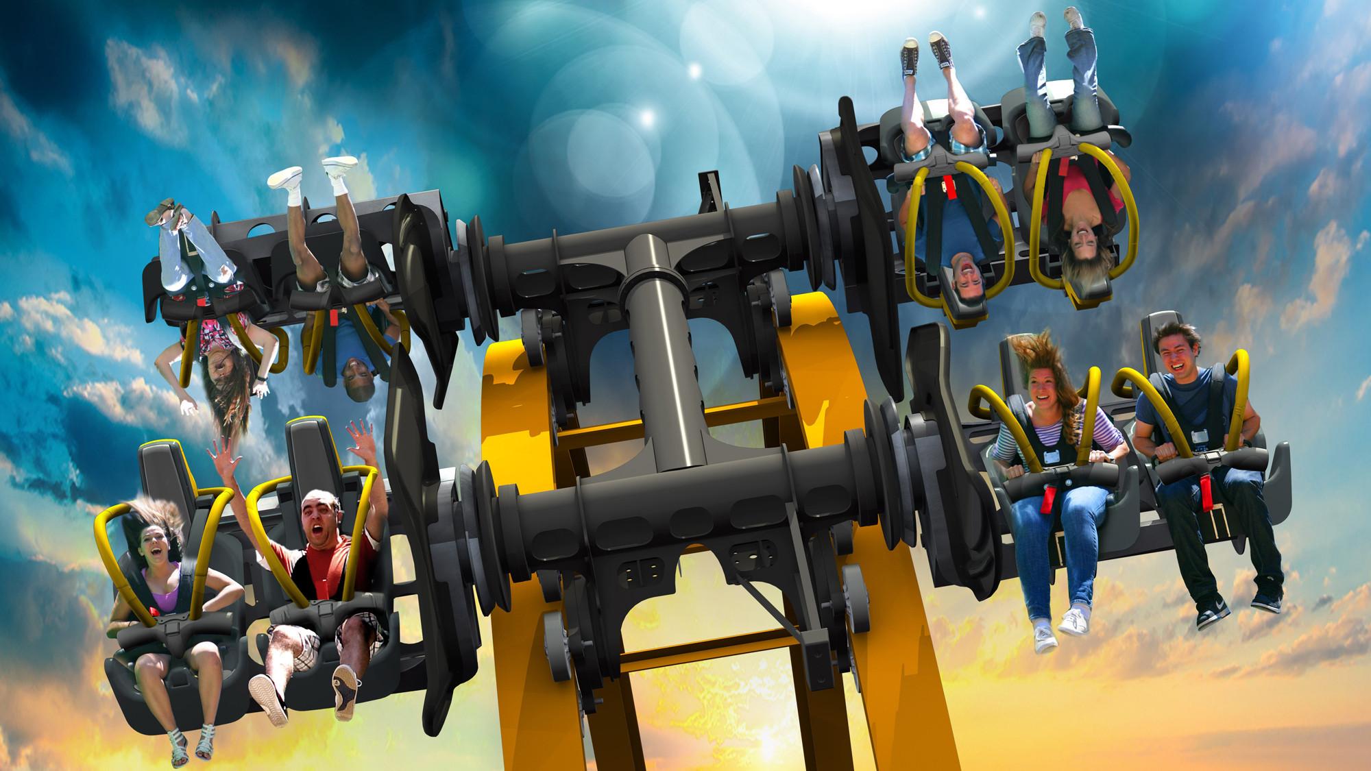 Six Flags Seats Six Flags Fiesta Texas Puts a