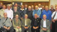 Lions recognize veterans