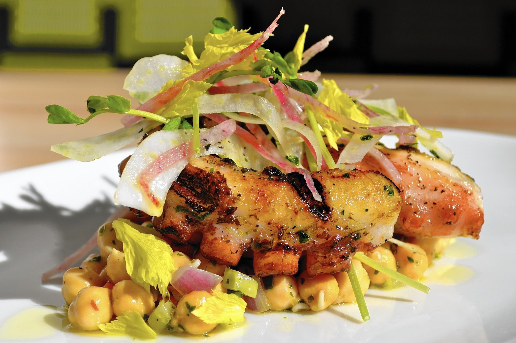 gary rack vegs out with farmhouse kitchen southfloridacom - Farmhouse Kitchen Boca