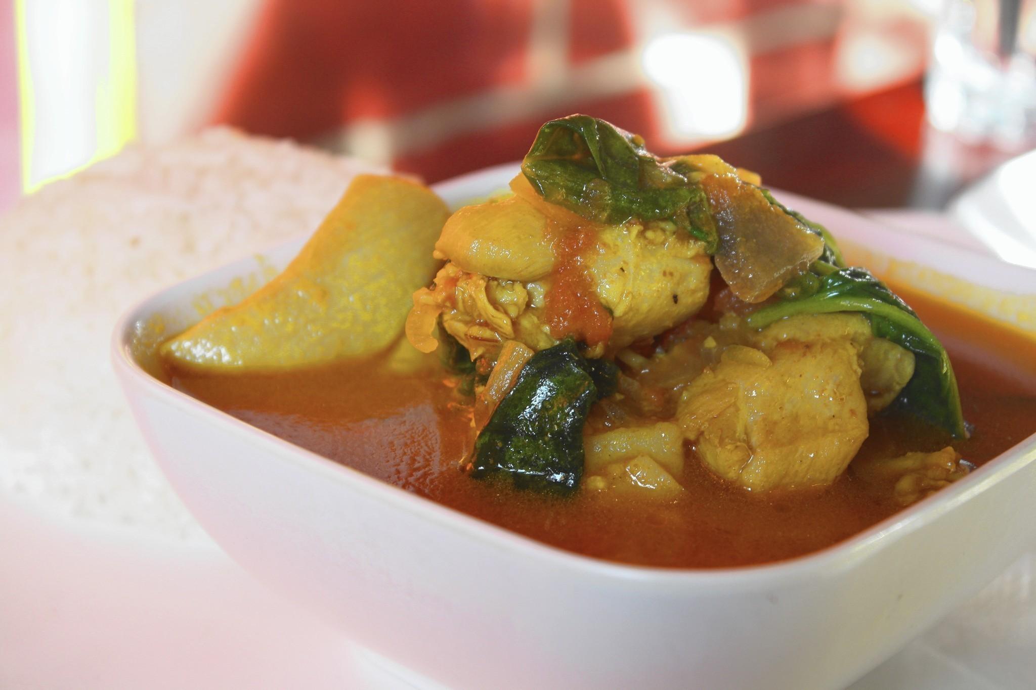 Tibetan Kitchen Middletown Menu