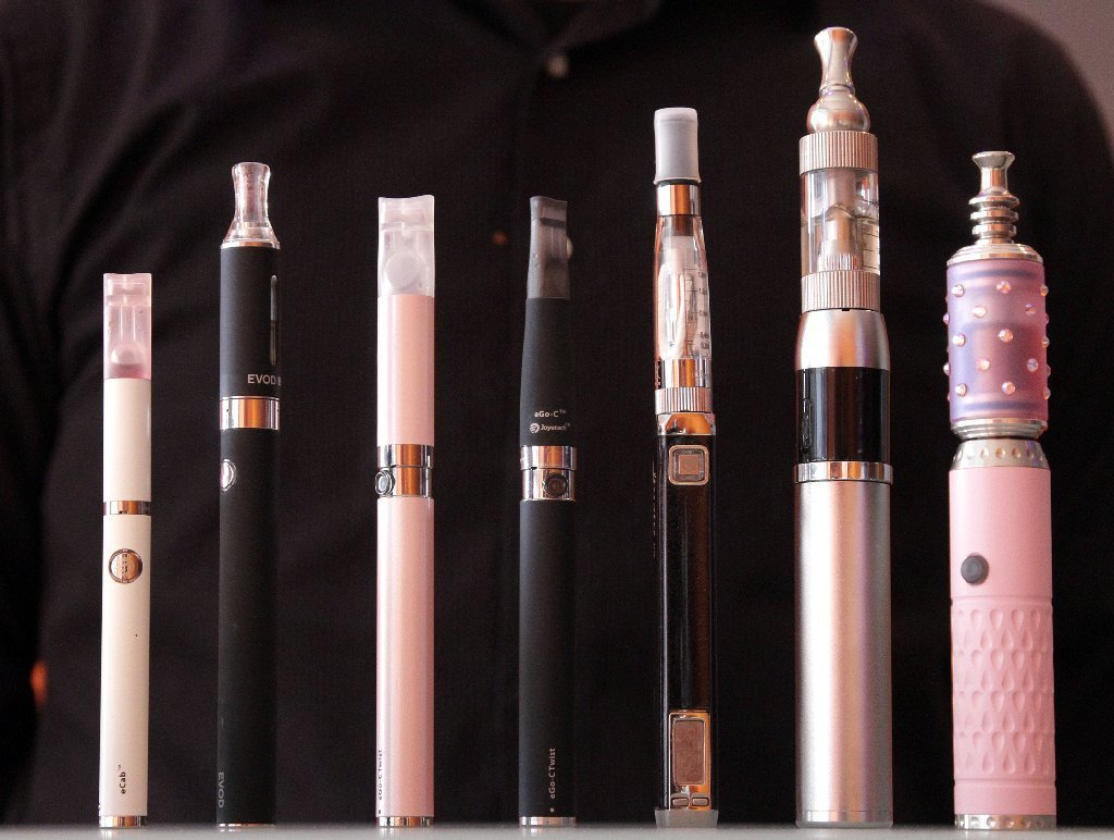 E-Cigarettes: A Scientific Review - PubMed Central (PMC)