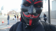 City Paper Protest Coverage: Anonymous Street Medics in D.C.