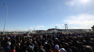 Fukushima officials ask for Olympic preliminary events