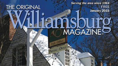 January 2015 Williamsburg Magazine