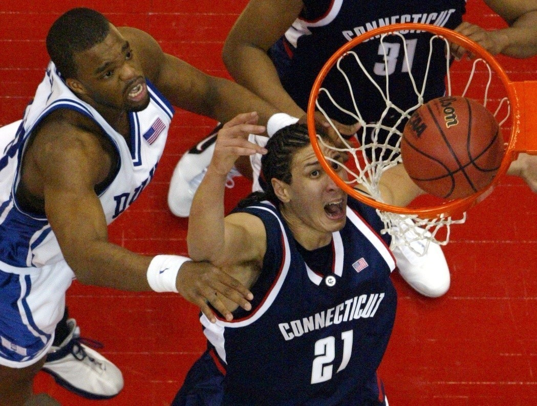 History Of The UConn-Duke Men's Basketball Series ...
