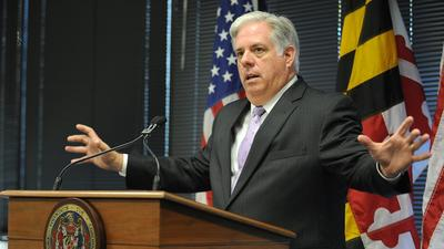 Hogan names four Cabinet secretaries