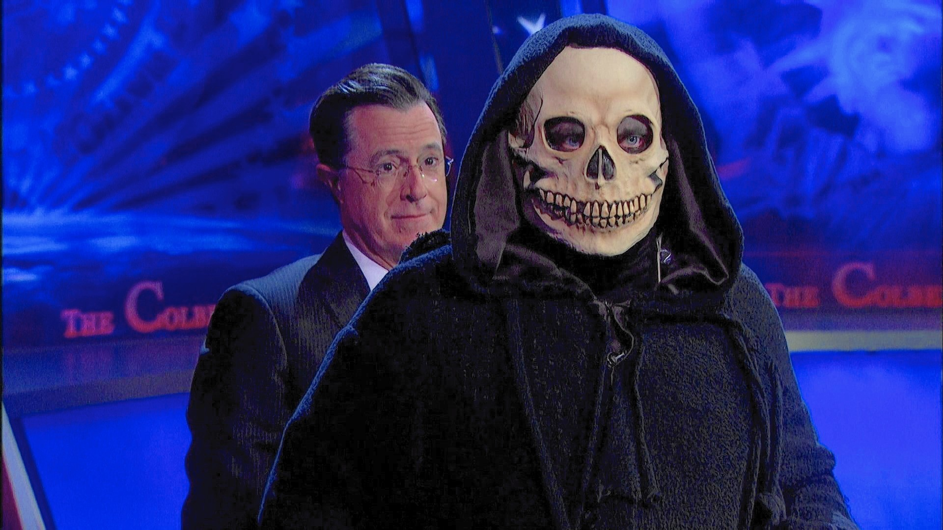 Stephen Colbert departs, and his Nation mourns