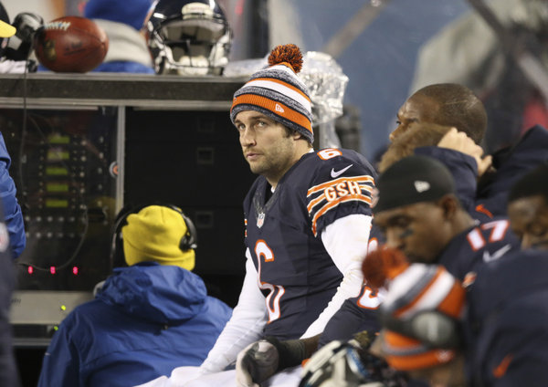 VOTE: Agree with the decision to bench Jay Cutler?