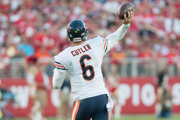 April 3, 2009 to Wednesday: Jay Cutler's Bears timeline