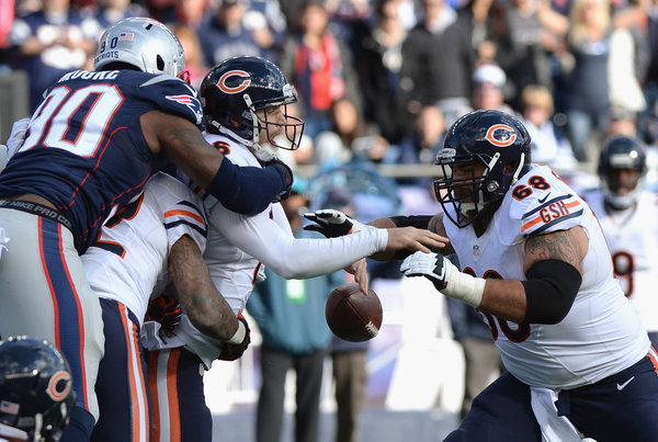 Bears benching of Jay Cutler confirms it's time to turn out lights on era