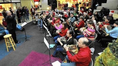 Carroll Night Out: Carroll wraps up holiday season